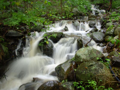 148 stream after hurricane Irene