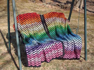 Blankets For An Auction Alottastitches