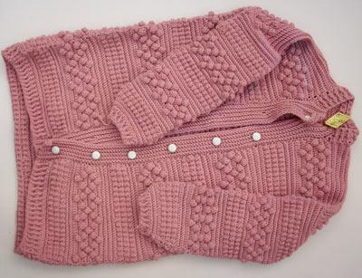 Bobbles sweater