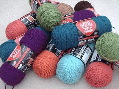 A Yarn First | alottastitches
