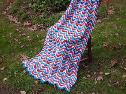 359 - draped over chair