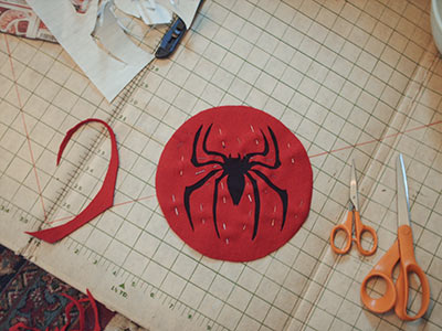 379 15 Spidey patch