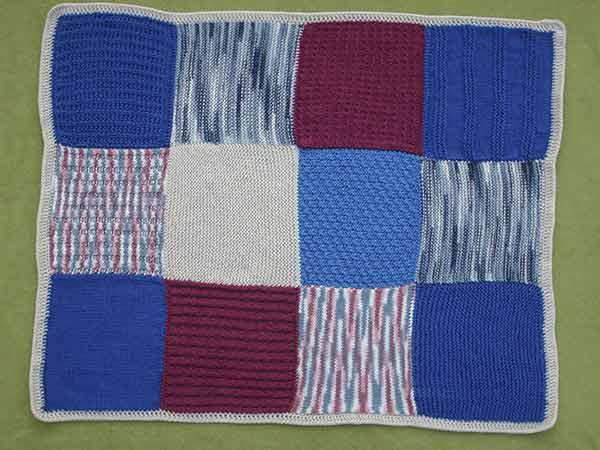 385 - 99 cent blanket openedflat