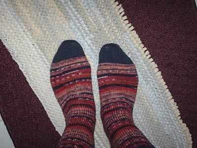 405 Linda's rug test