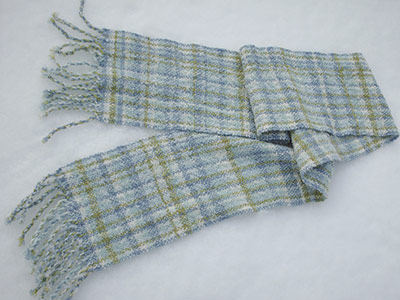 405 my first scarf