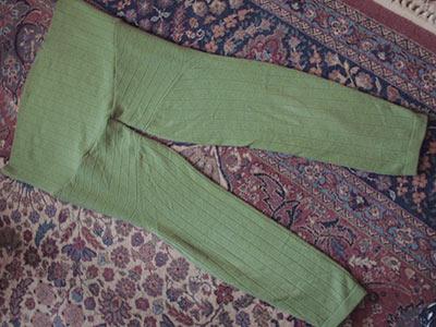 409-15 body sewn to legs