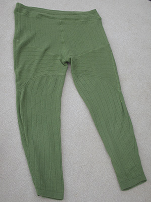 409-22 cashmere long johns