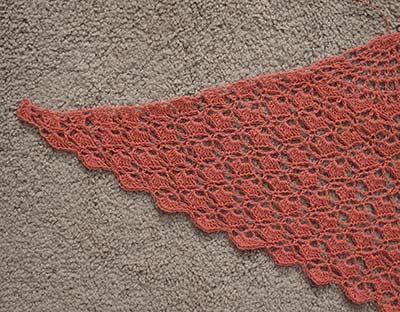 411 close-up of shawl
