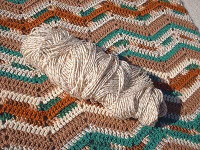 428 marled yarn