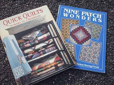 429 - 2 Quilt Books