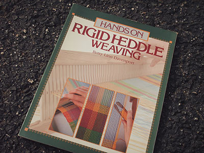429 - weaving book