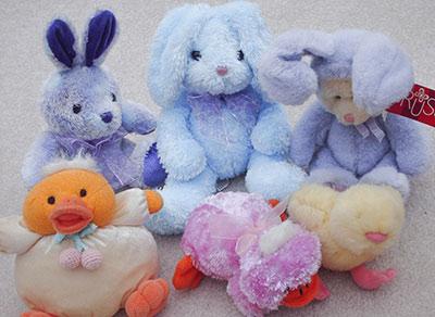 439 tagsale stuffies