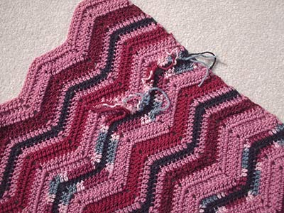440 yarn ends