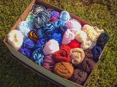 443 box-o'-yarn