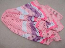 446 draped granny