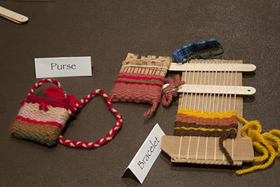 449 cardboard looms