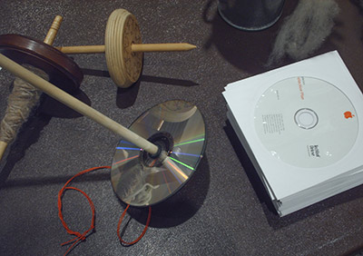 449 cd spindle
