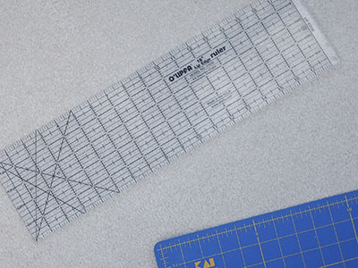 472 quilter's ruler