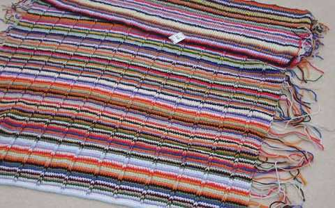 451 jacob's ladder afghan