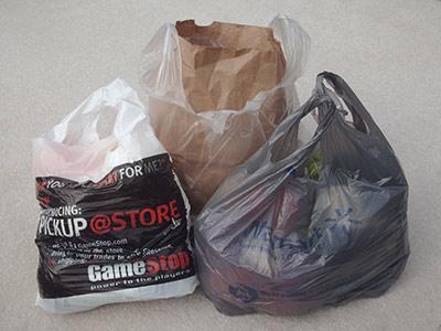 455 three bags