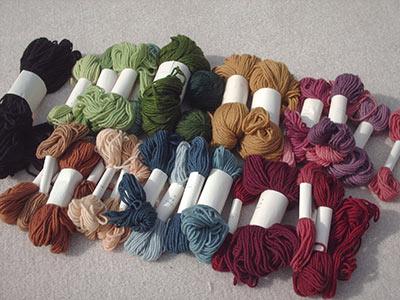 455 wool yarn