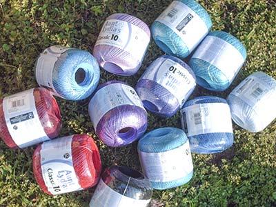 460 blue/purple/red