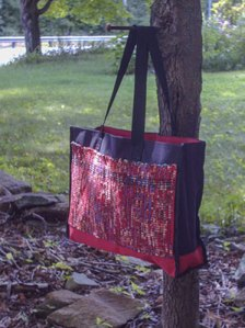 473 tote in woods