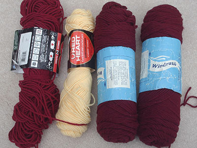 475 others - Maroon, Burgundy and Maize