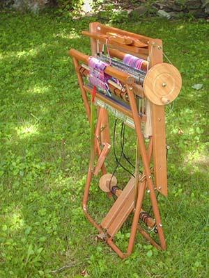 485 folded loom