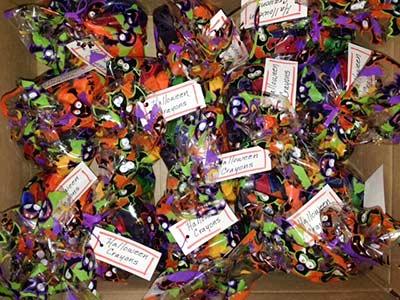 488 A Boxful of Crayons