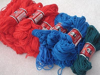 496 17 rug yarns