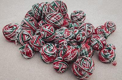 500 unraveled Csms vrgtd yarn