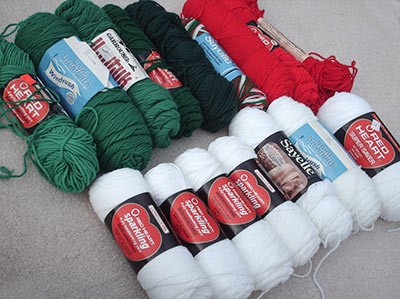 503 Christmas yarns