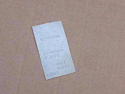 503 yarn receipt
