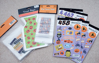 505 More Halloween goodies