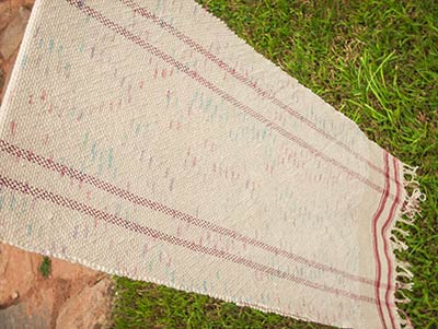 508 handwoven dishtowel fabric