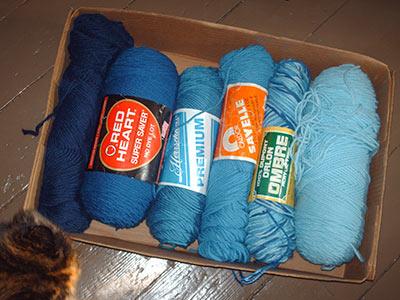 534 A yarns