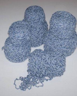 536 yarn pile
