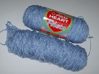 537 two skeins 'Fiesta'