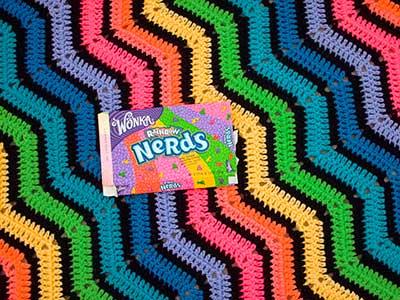 541 dayglo nerds