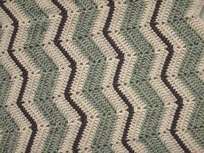 539 fleck ripple close-up
