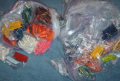 540 bags #2 + #3