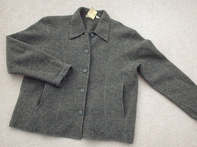 542 green jacket