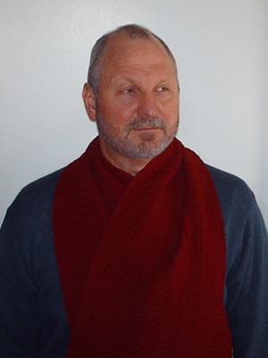 554 Red Scarf revealed