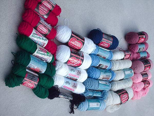 576 all yarn