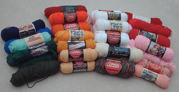 581 10 all yarn