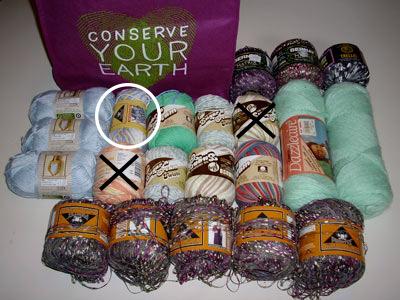591 Purple Passion yarn