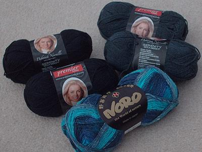606 5 sock+NORO