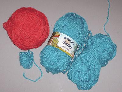 607 tag sale yarns