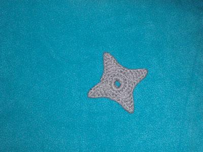 615 1 a Ninja star
